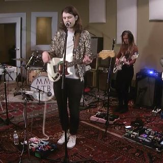 Mar 19, 2019 Daytrotter Studios Davenport, IA by Mike Mains & The Branches