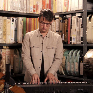 Oct 3, 2019 Paste Studio NYC New York, NY by San Fermin