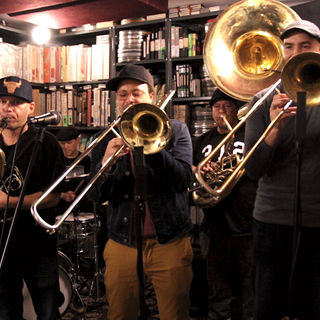 Nov 8, 2019 Paste Studio NYC New York, NY by Lowdown Brass Band