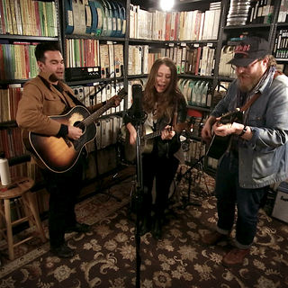 Feb 5, 2020 Paste Studio NYC New York, NY by The Lone Bellow