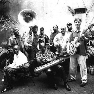 Nov 3, 1991 Golden Gate Park San Francisco, CA by The Dirty Dozen Brass Band