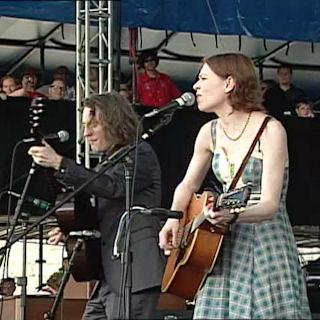 Aug 3, 2008 Newport Folk Festival Newport, RI by Gillian Welch & David Rawlings