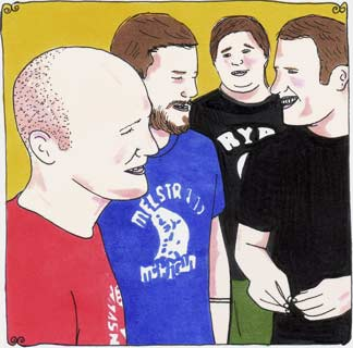 Oct 8, 2007 Daytrotter Studio Rock Island, IL by Maritime