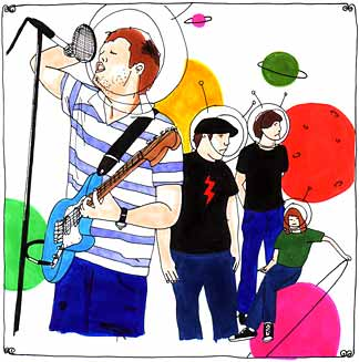 Aug 13, 2006 Daytrotter Studio Rock Island, IL by Conner