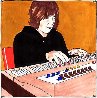 Nov 26, 2006 Daytrotter Studio Rock Island, IL by Elf Power