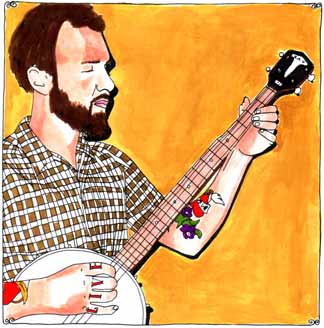 Dec 3, 2006 Daytrotter Studio Rock Island, IL by William Elliott Whitmore