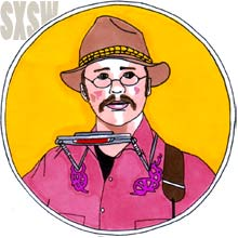 May 16, 2007 Big Orange Studios Austin, TX by Benjy Ferree