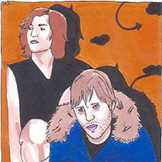 Jul 12, 2007 Daytrotter Studio Rock Island, IL by Young Galaxy