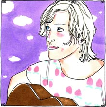 Aug 28, 2007 Daytrotter Studio Rock Island, IL by Laura Gibson