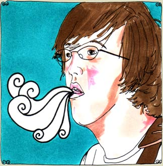 Nov 12, 2007 Daytrotter Studio Rock Island, IL by Okkervil River