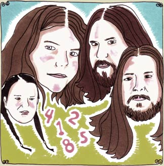 Nov 16, 2007 Daytrotter Studio Rock Island, IL by The Magic Numbers
