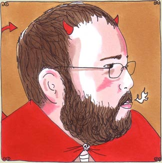 Oct 31, 2007 Daytrotter Studio Rock Island, IL by Casiotone For The Painfully Alone