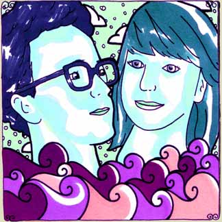 Oct 8, 2008 Daytrotter Studio Rock Island, IL by Wye Oak