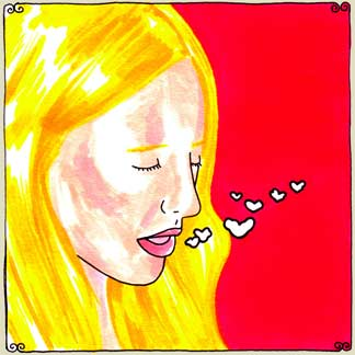 Dec 20, 2008 Daytrotter Studio Rock Island, IL by Lissie