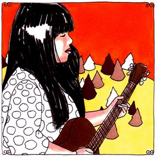 Jan 16, 2009 Daytrotter Studio Rock Island, IL by Samantha Crain and the Midnight Shivers