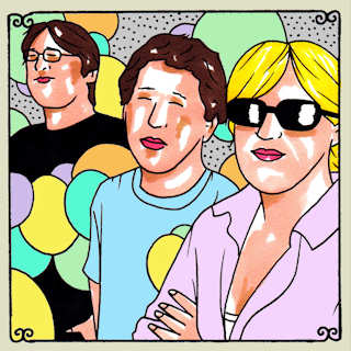 Sep 4, 2013 Daytrotter Studio Rock Island, IL by Yo La Tengo