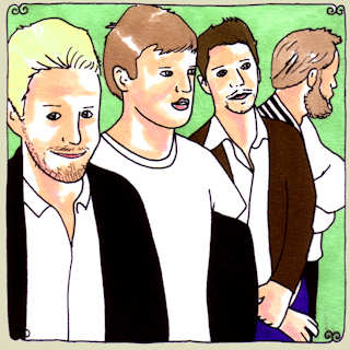 Mar 2, 2009 Daytrotter Studio Rock Island, IL by Cold War Kids