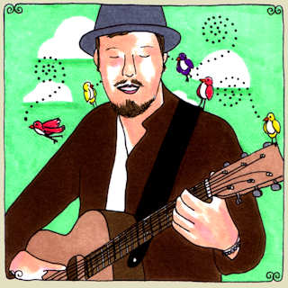 Feb 19, 2009 Daytrotter Studio Rock Island, IL by Greg Laswell