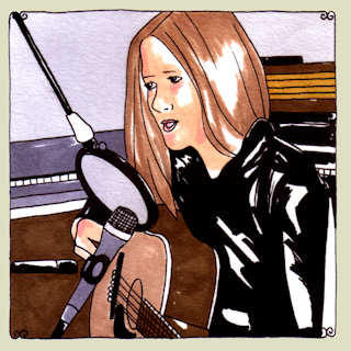 May 14, 2009 Daytrotter Studio Rock Island, IL by Juliana Hatfield
