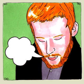 May 12, 2009 Daytrotter Studio Rock Island, IL by Kevin Devine and the Goddamn Band
