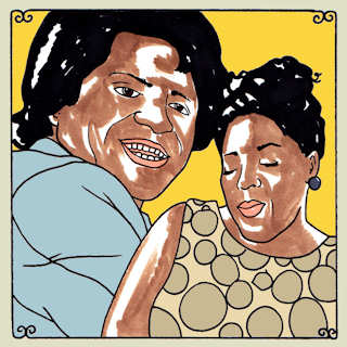 Oct 2, 2007 Daytrotter Studio Rock Island, IL by Sharon Jones