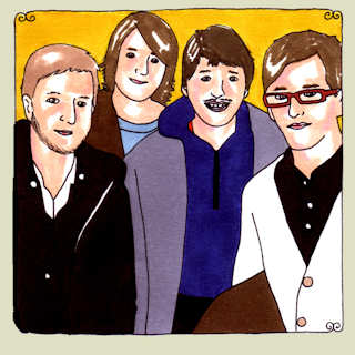 Apr 17, 2009 Daytrotter Studio Rock Island, IL by Miniature Tigers