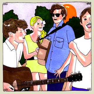May 13, 2009 Big Orange Studios Austin, TX by Generationals