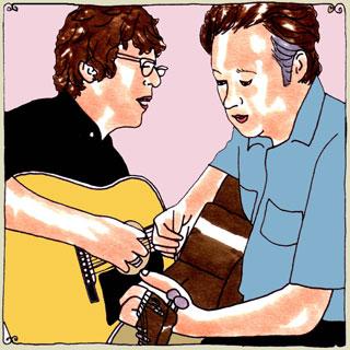 Jul 1, 2009 Big Orange Studios Austin, TX by Mark Olson & Gary Louris