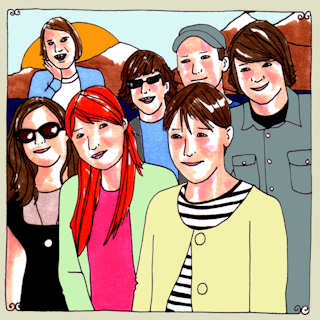 Jul 3, 2009 Daytrotter Studio Rock Island, IL by Los Campesinos!