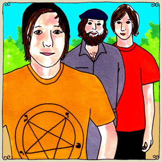 Sep 19, 2009 Daytrotter Studio Rock Island, IL by Drew Danburry