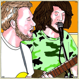 Nov 15, 2009 Daytrotter Studio Rock Island, IL by Clock Hands Strangle