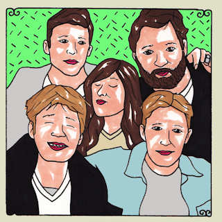 Oct 23, 2012 Daytrotter Studio Rock Island, IL by Crocodiles