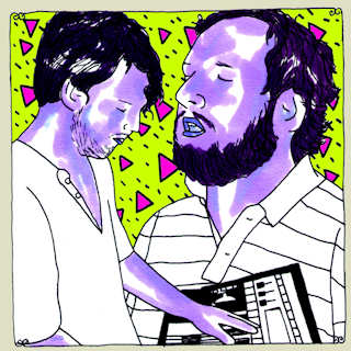 Sep 1, 2009 Daytrotter Studio Rock Island, IL by Junior Boys