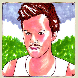 Oct 9, 2009 Daytrotter Studio Rock Island, IL by The Tallest Man On Earth