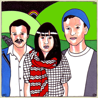 Apr 4, 2010 Daytrotter Studio Rock Island, IL by Treasure (Daytrotter)