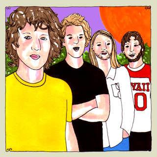Oct 23, 2009 Daytrotter Studio Rock Island, IL by Ha Ha Tonka