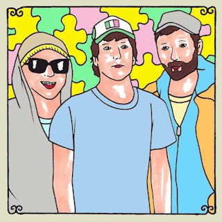 Dec 18, 2012 Daytrotter Studio Rock Island, IL by The High Strung
