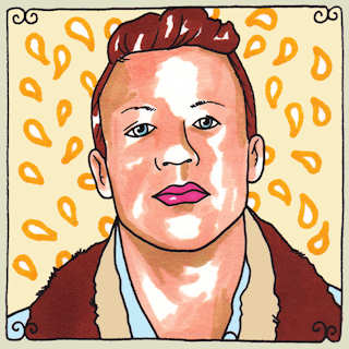 Macklemore Daytrotter Session, Daytrotter Studio Rock Island, IL Aug 7, 2012