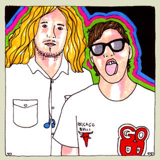 Oct 19, 2009 Daytrotter Studio Rock Island, IL by Wavves