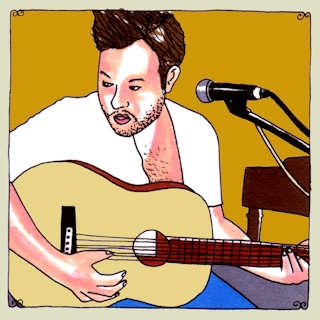 Dec 2, 2009 Daytrotter Studio Rock Island, IL by Nathaniel Rateliff