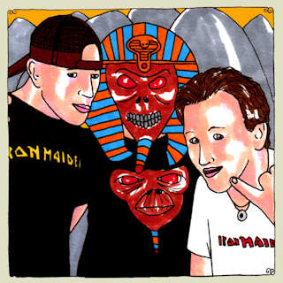 Dec 14, 2009 Daytrotter Studio Rock Island, IL by Bouncing Souls