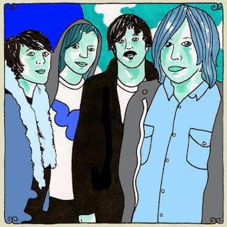 Feb 18, 2011 Daytrotter Studio Rock Island, IL by Crystal Antlers