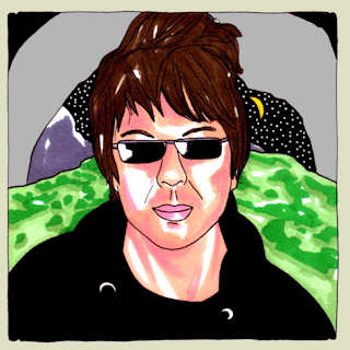 Mar 9, 2010 Daytrotter Studio Rock Island, IL by Ian McCulloch of Echo & The Bunnymen