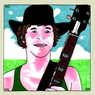 May 12, 2010 Daytrotter Studio Rock Island, IL by Langhorne Slim