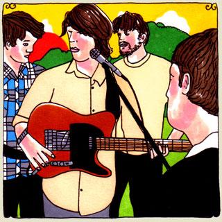 Mar 26, 2010 Daytrotter Studio Rock Island, IL by GIVERS