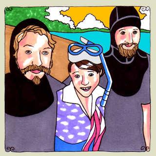 Apr 18, 2010 Daytrotter Studio Rock Island, IL by Breathe Owl Breathe