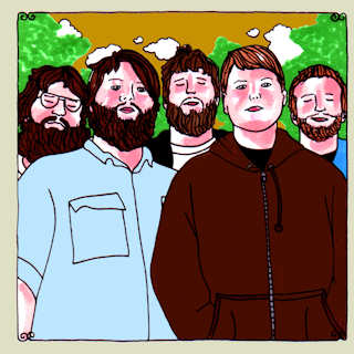 May 20, 2010 Daytrotter Studio Rock Island, IL by Trampled By Turtles