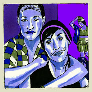 Aug 16, 2010 Daytrotter Studio Rock Island, IL by CoCoRosie
