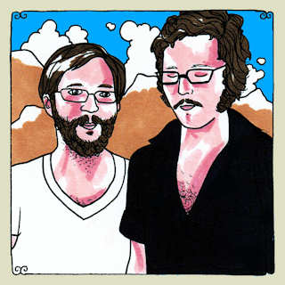 Sep 3, 2010 Daytrotter Studio Rock Island, IL by Sam Quinn