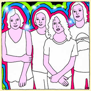 Oct 12, 2010 Daytrotter Studio Rock Island, IL by Tame Impala